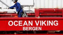 El Ocean Viking pide a Italia y Malta un puerto para 218 rescatados
