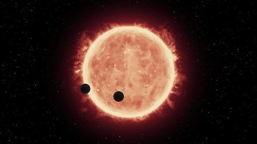 Dos de los exoplanetas recientemente descubiertos son rocosos como la Tierra