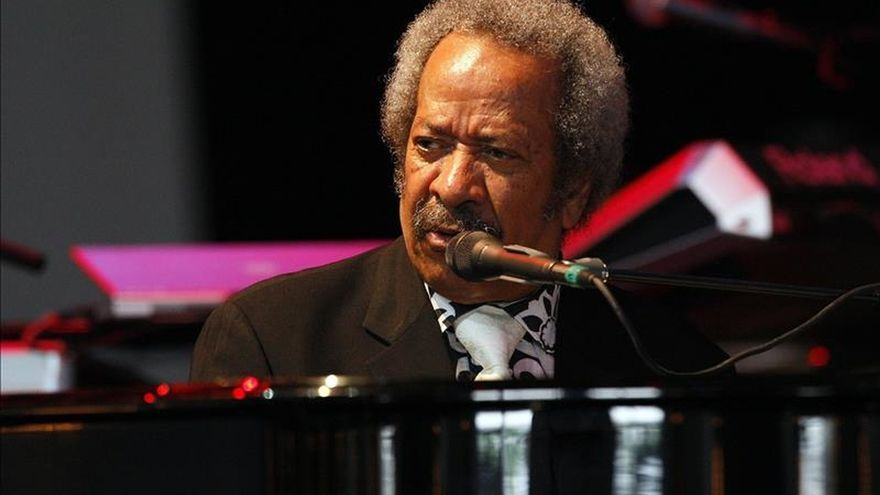 Fallece el músico estadounidense Allen Toussaint tras actuar anoche en Madrid