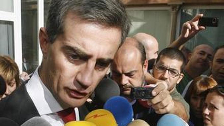 Ricardo Costa, a la espera de una notificación oficial de 'Génova' para acudir al Comité de Garantías del PP