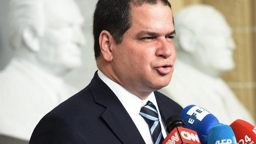 """Parlamento pide a Mercosur """"considerar"""" entrega de la presidencia a Venezuela"""