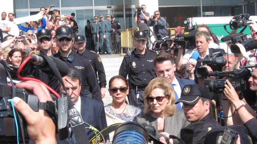 La Audiencia rechaza suspender la entrada en prisión de Isabel Pantoja