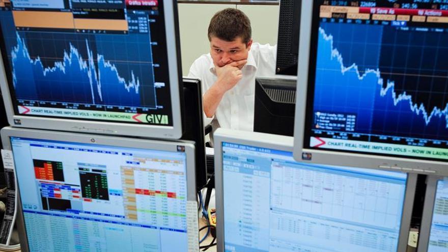 El Tesoro coloca 1.966 millones en letras a un interés aún más negativo