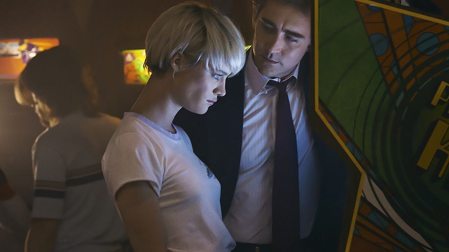 Halt & catch fire: Cameron y Joe