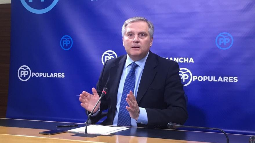 """PP afirma que la cabecera del Tajo está """"en una situación gravísima que hace inaceptable cualquier trasvase"""""""