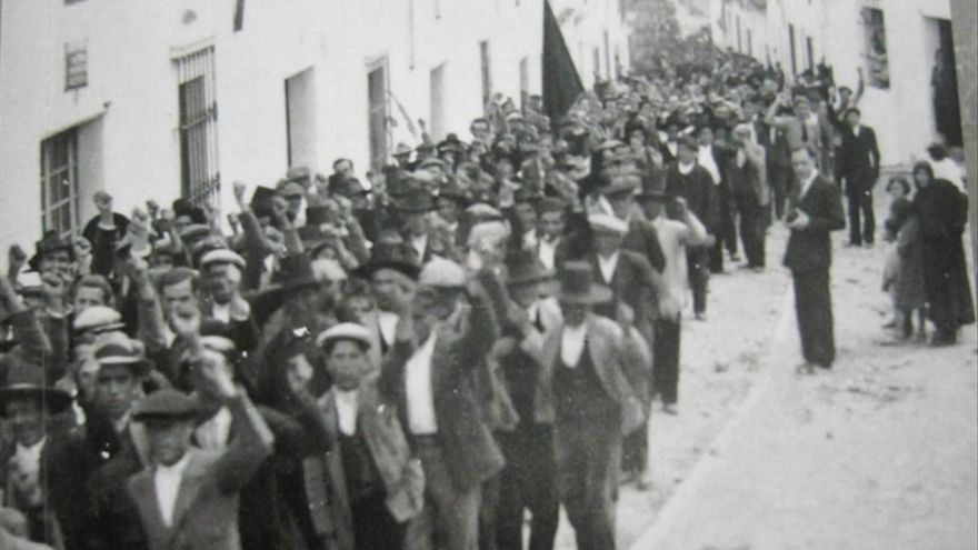 1º de Mayo de 1936. Fregenal de la Sierra / ARMHEx