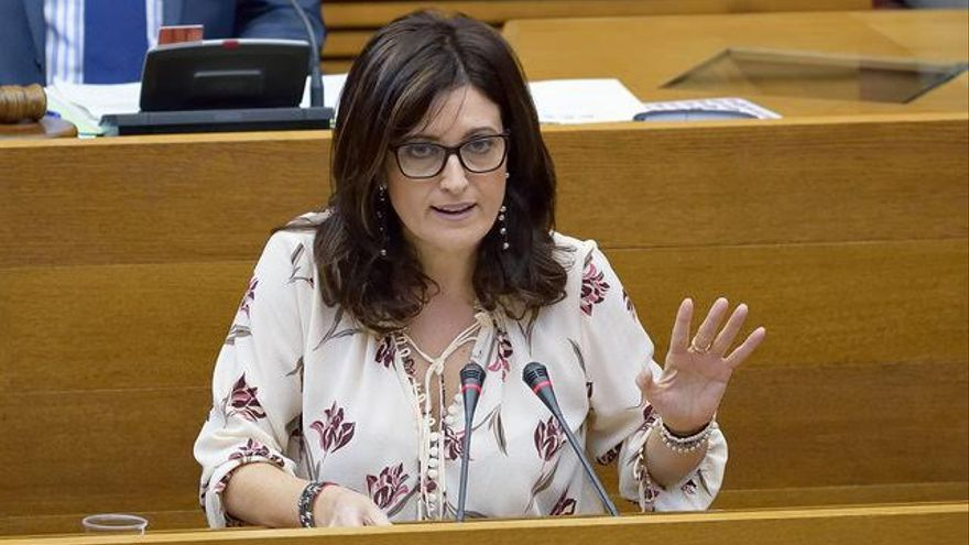 Maria Josep Ortega, diputada de Compromís