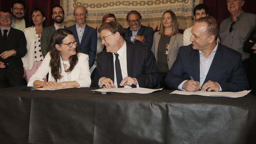 """Puig sobre el Botànic II en Comunidad Valenciana: """"Es mejor que cuesten los acuerdos pero que tengan más fuerza"""""""