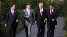 Nueve gobernantes, entre ellos Rajoy, en la cumbre Alianza Pacífico de Cali