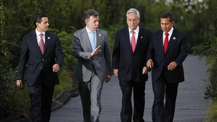 Colombia, México, Chile y Perú constituyen el Parlamento de la Alianza del Pacífico