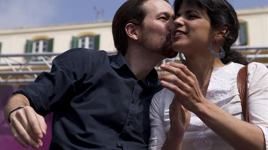 Teresa Rodríguez niega que Pablo Iglesias este barajando su retirada