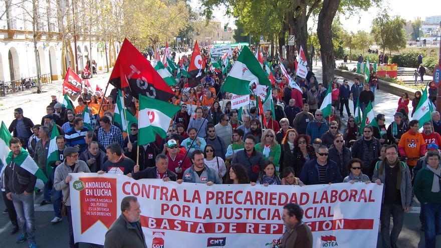 Manifestación del 28-F