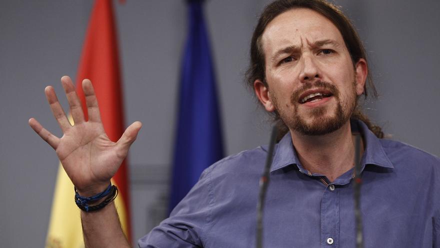 Pablo Iglesias traslada al Gobierno su rechazo al recursos ante el TC contra la declaración del Parlamento catalán