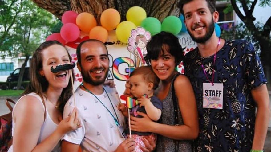 """El momento """"rompedor"""" de iniciar una asociación LGTBI en una ciudad pequeña"""