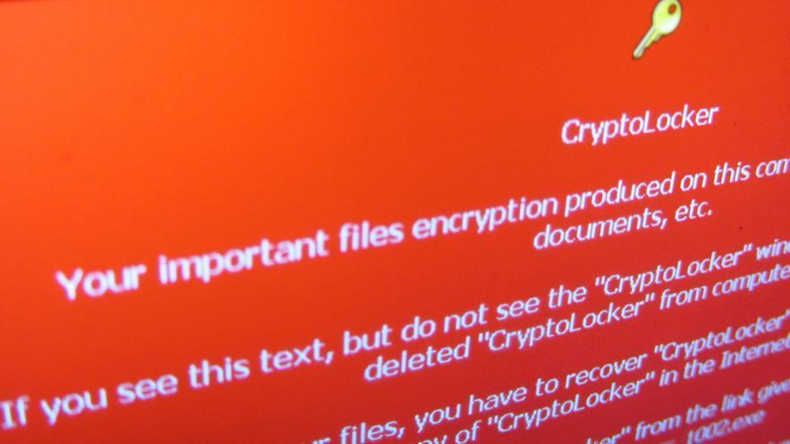 EL 'ransomware' creció más de un 750% a lo largo del pasado año