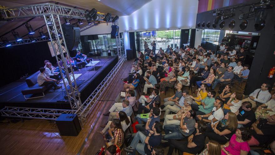 El primer encuentro organizado por València Vibrant.