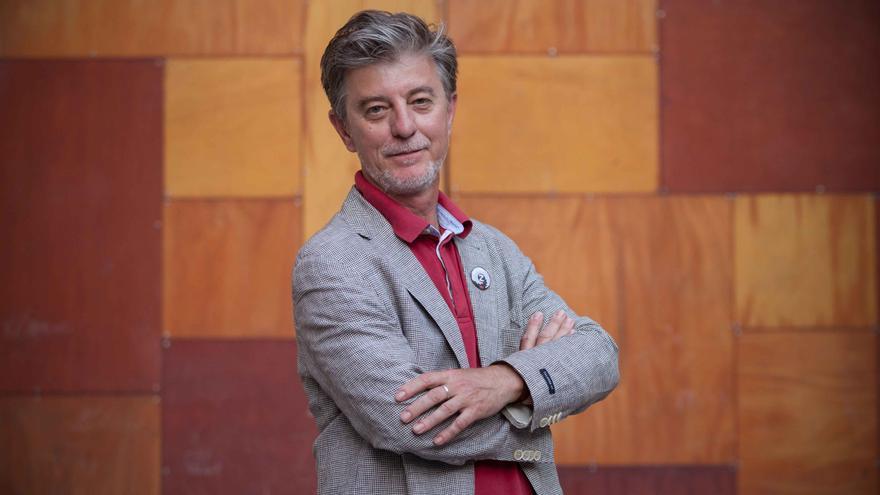 Pedro Santisteve. Foto: Juan Manzanara