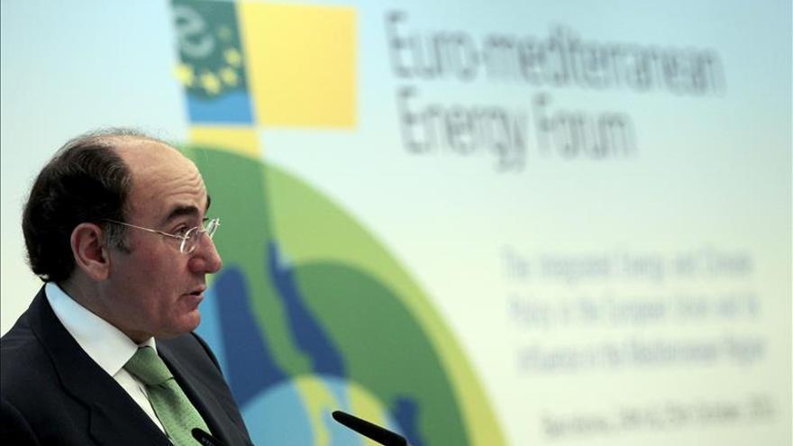 La producción eléctrica de Iberdrola en España creció el 5,1 % en 2014