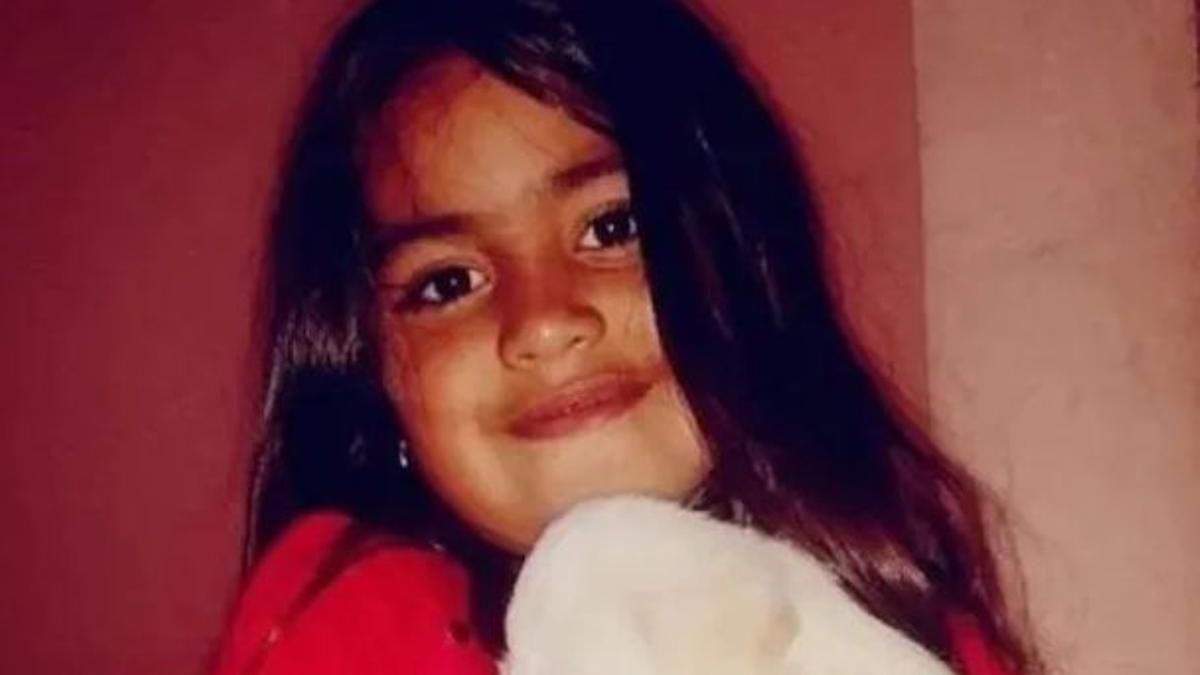 Guadalupe desapareció el lunes 14 de junio, mientras jugaba Argentina con Chile.