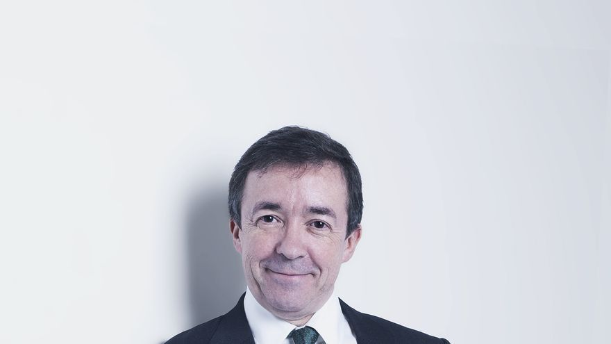 José Carrillo, rector de la Universidad Complutense de Madrid.
