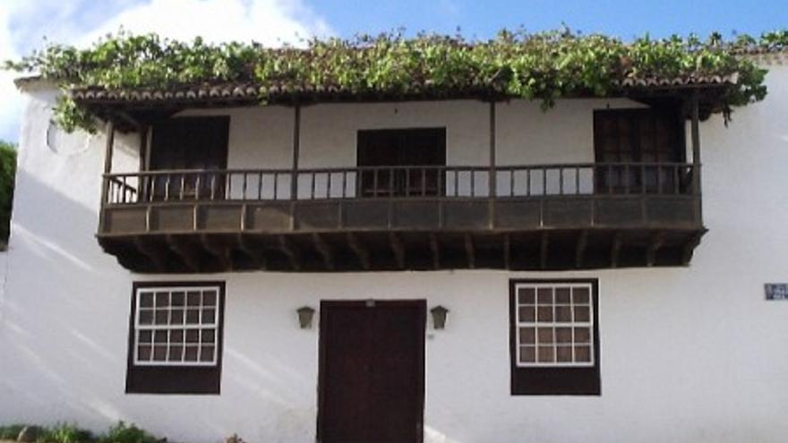 La casona de Santa Catalina en Tacoronte.