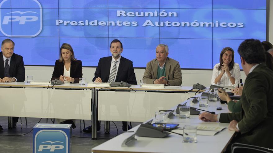 El PP lleva la situación en Cataluña y Euskadi a la ponencia 'España, una gran nación' que se debatirá en su Convención
