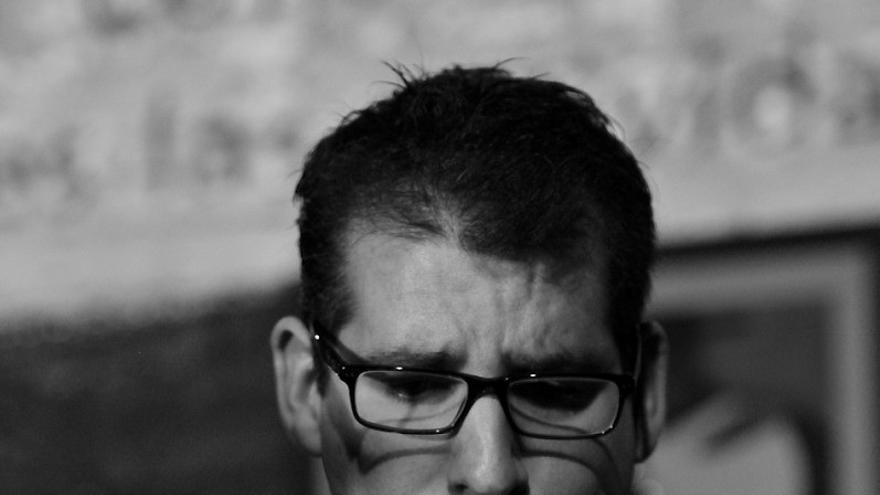 El saxofonista y compositor Iñaki Rodríguez / Foto: Pedro Rovira.