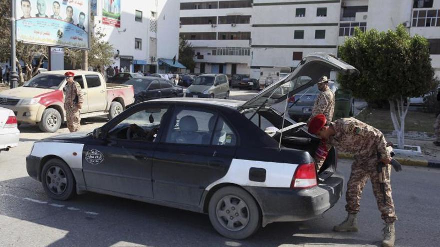 Secuestrados cuatro empleados de la embajada egipcia en Trípoli