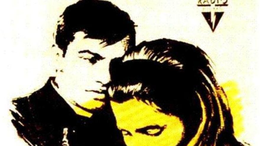 """El cartel de """"El Buen amor"""" FOTO: Filmaffinity"""