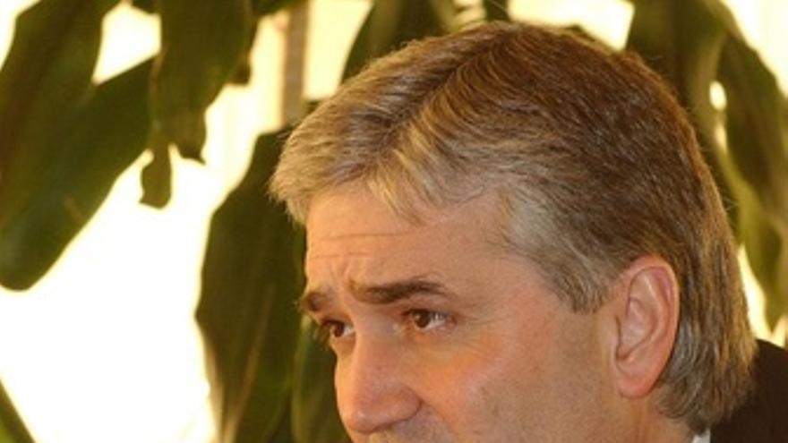 Fernando Blanco (Consejero de Industria Galicia)