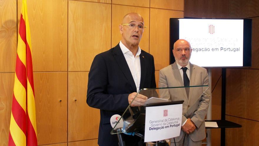"""El Govern critica que la reforma del TC evidencia """"la nula separación de poderes"""" en España"""
