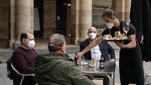 Euskadi aumenta desde hoy la movilidad sin franjas horarias con la entrada en la fase 2 de desescalada
