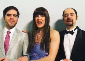 'La que se avecina' felicita el año con un hilarante vídeo