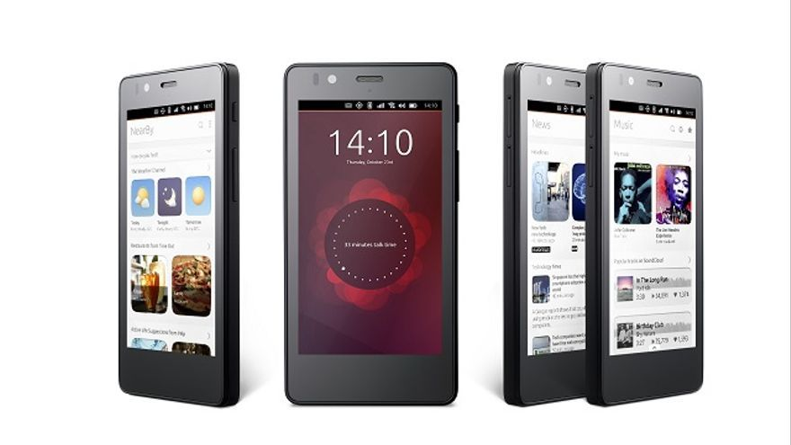 Los scopes constituyen la principal novedad del sistema Ubuntu para smartphones