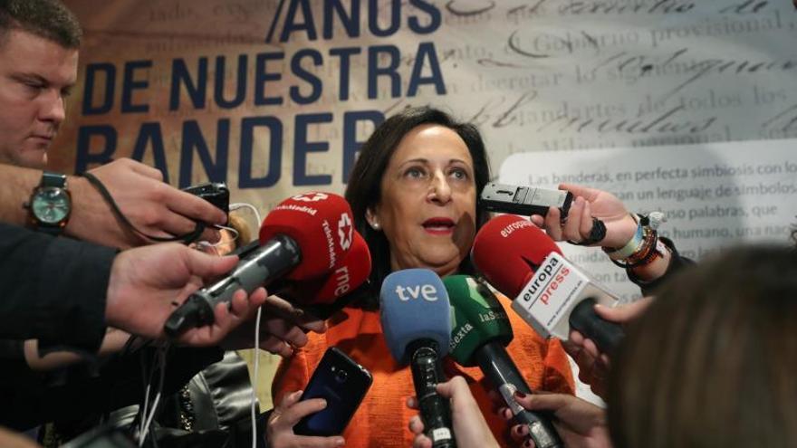 """Margarita Robles dice que los insultos y abucheos son una """"falta de respeto"""""""