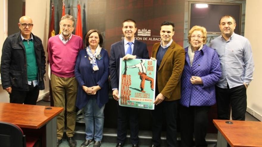 Presentación homenaje a Brigadas Internacionales / Albacete Capital