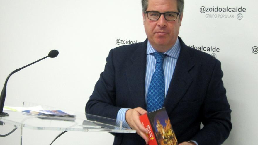 Gregorio Serrano dejará el Ayuntamiento de Sevilla para asumir la Dirección General de Tráfico
