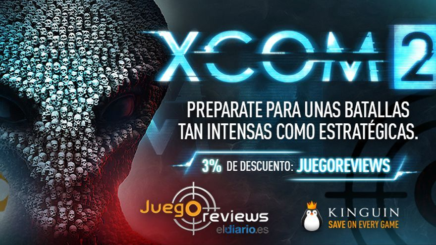 XCOM 2 sorteo