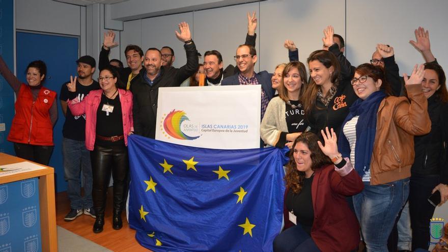 Las Palmas de Gran Canaria aspira a ser elegida Capital Europea de la Juventud 2019.