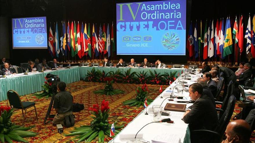 Delegados de América analizarán la situación de las telecomunicaciones