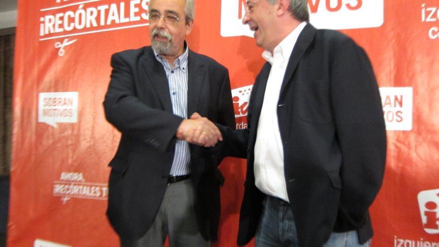 El PCE suspende de militancia y abre expediente de expulsión a Ángel Pérez y Gregorio Gordo