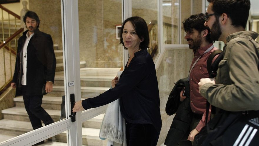 "Bescansa considera ""sorprendente"" que Pili Zabala tenga que dar explicaciones sobre su casa de Zarautz"