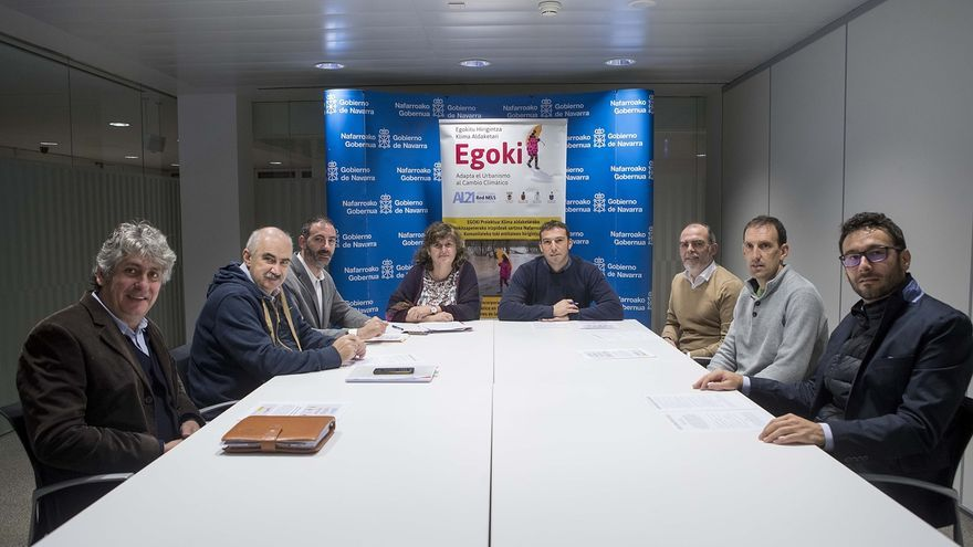 Comienza el proyecto Egoki de adaptación al cambio climático en la planificación urbanística de las entidades locales