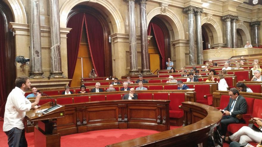 Podem convocará a su Ejecutiva para discutir si siguen con ICV en el Parlament