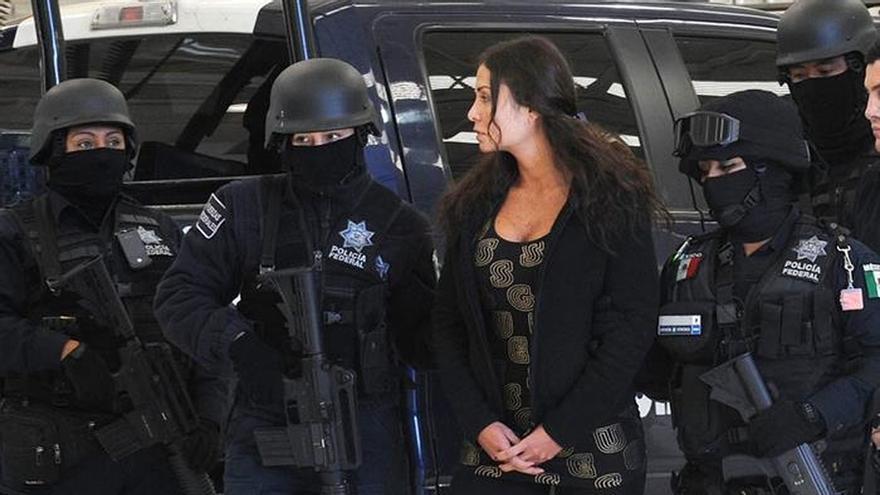 Un tribunal chino condena a 15 años de prisión a una modelo y futbolista colombiana