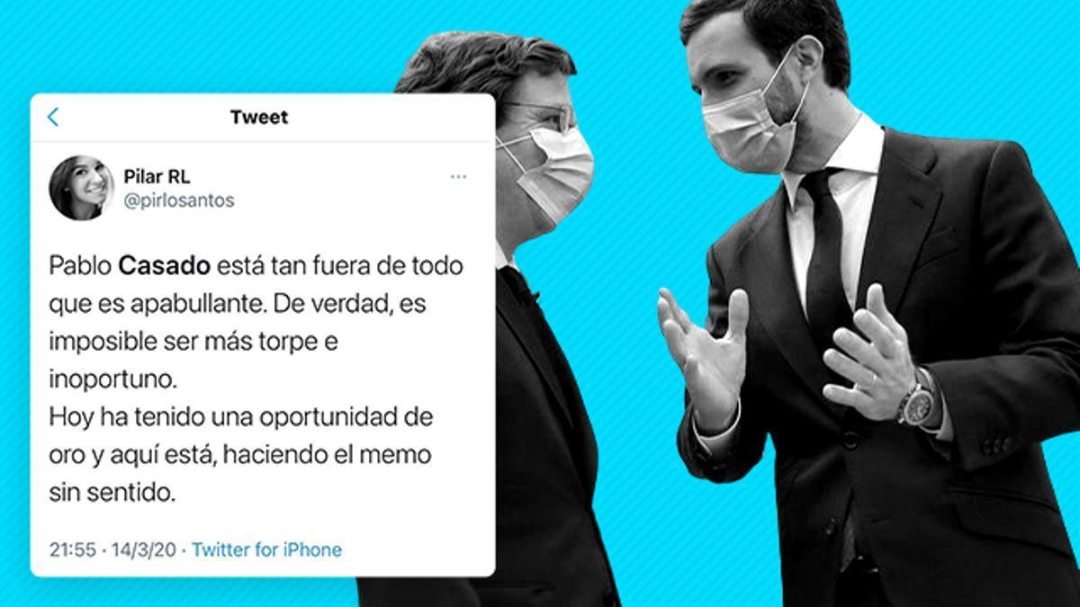 Los tuits de la nueva asesora del alcalde de Madrid.