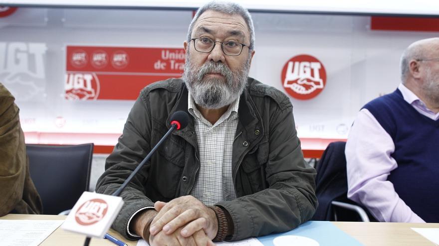 """Méndez (UGT) reclama un """"pacto ético de carácter general"""" ante los casos de corrupción"""