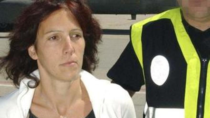 La etarra Ainhoa Múgica, condenada a 18 años de cárcel por ordenar un atentando en Logroño