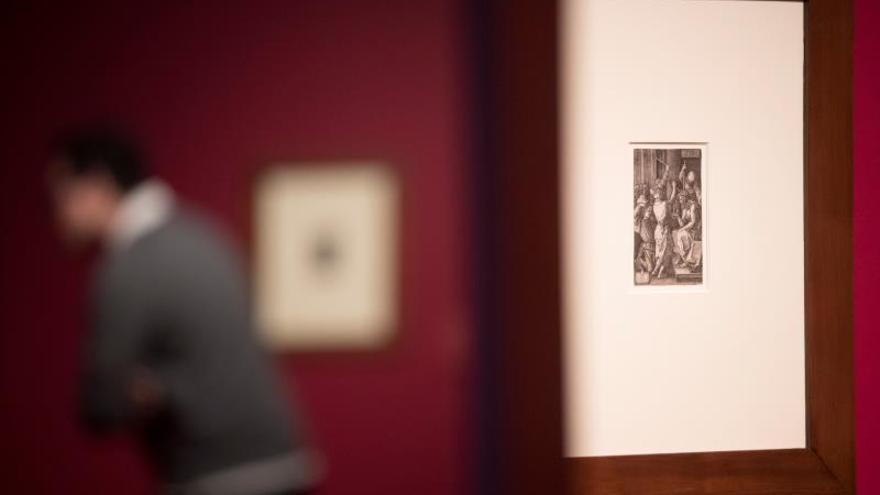Una exposición reúne en Barcelona los grabados más representativos de Durero