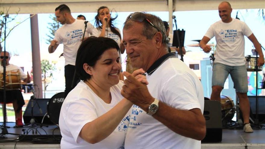 La Gala Benéfica organizada en Caleta de Fuste logró una recaudación superior a los 5.000 euros